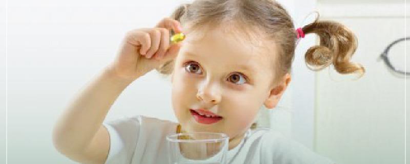 المكملات الغذائية وصحة الطفل